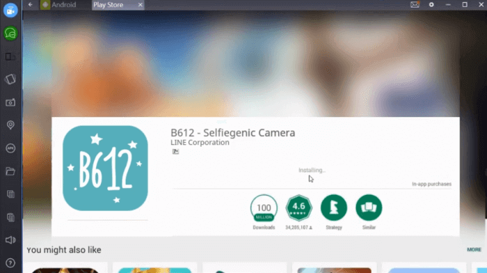 B612 Camera App Download - Android, iOS & PC - Snapseed PC